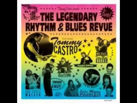 Tommy Castro - Voodoo Spell (Feat. Michael Burks).   so good!!