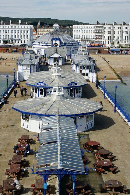 Eastbourne Pier, Eastbourne, East Sussex, United Kingdom, BN21.