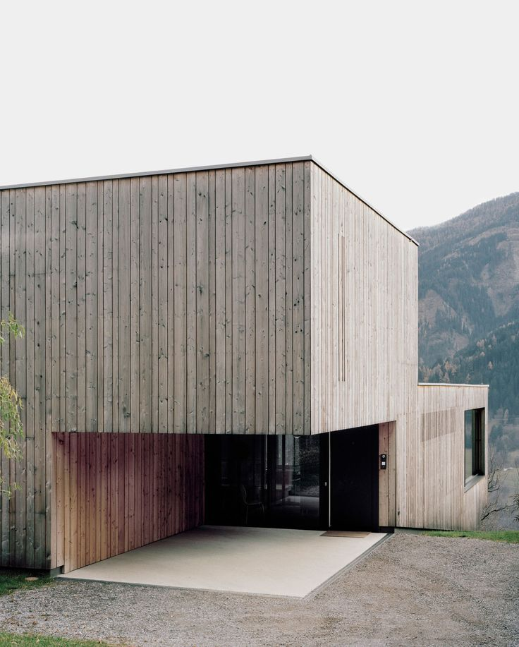 Arkitekturfotograf Rasmus Norlander, Bechter Zaffignani Architekten · House P · Divisare