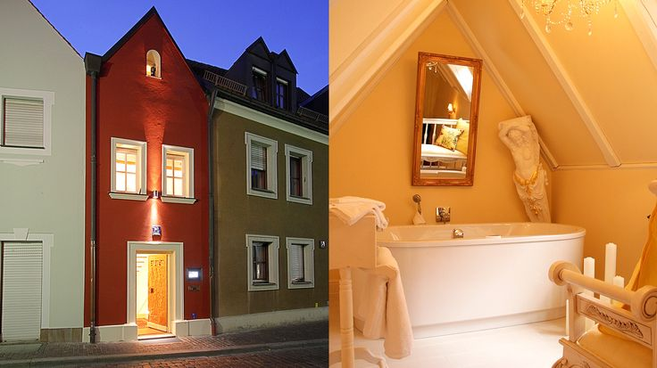 Amberg-Eh Hausl 2-persoonshotel.