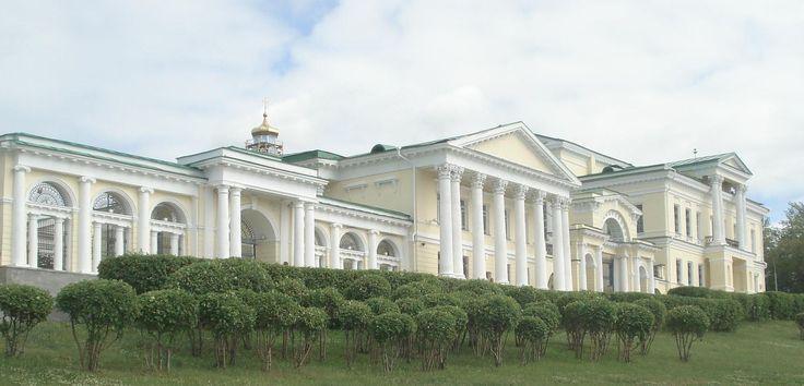 Усадьба  Расторгуева-Харитонова  г.Екатеринбург