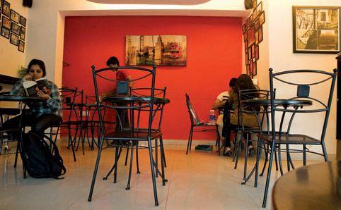 restaurants in Jayanagar shopping complex