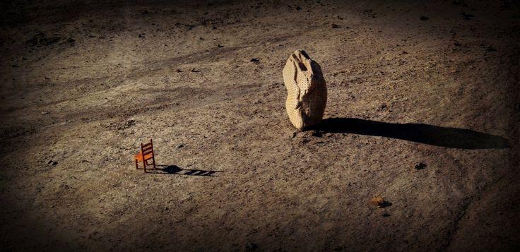 Yo se que esto es así, y no es nuevo. Espero estar y espero ser, pero también de alguna forma espero que el viento me sople, y espero que el sol me caliente, espero atestiguar de alguna manera, como se forman las piedras y como se gastan las piedras, como crecen los cactus y como se fortifican, donde no hay luz de día, no hay cura, pero a la noche es donde todo se gesta.  Es Ciclo, y espiral y circulo y tiempo y replica. jlr/2015