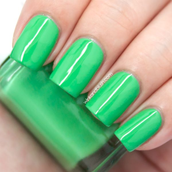 Green Nail Polish Essie | Hession Hairdressing