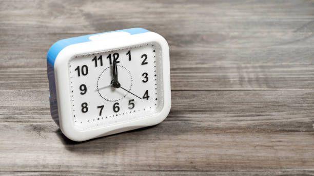 time alarm clock timer