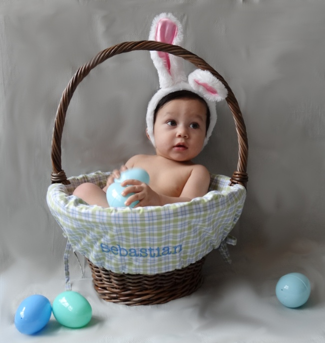 Pottery Barn Easter Basket Easter Pinterest Easter