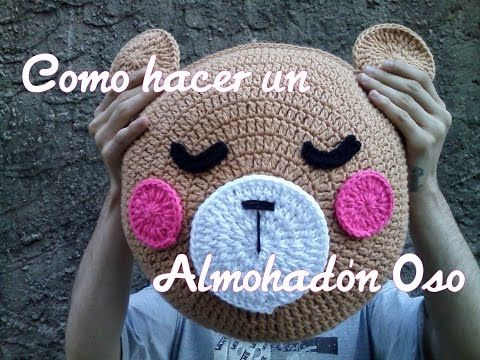 Oso panda kawaii tejido a crochet (amigurumi) / Tejiendo Perú - YouTube