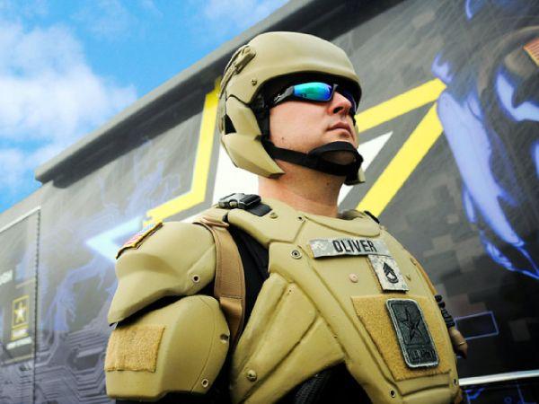 TALOS body armor
