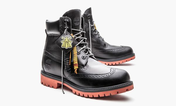 Bee Line for Billionaire Boys Club x Timberland 6-Inch Brogues