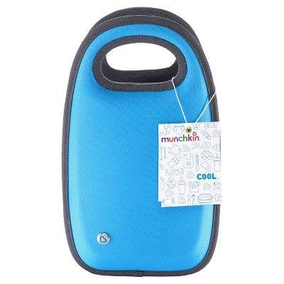 Munchkin Bottle Cooler Bag - Blue, Durable