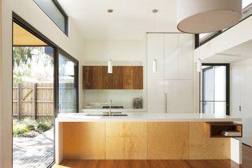Yarraville House - modern - Kitchen - Melbourne - Nic Owen Architects