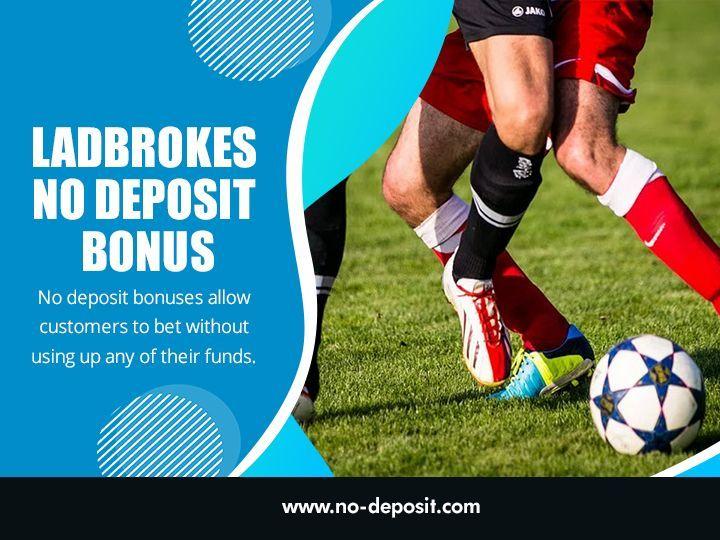 Ladbrokes No Deposit Bonus Bonus Deposit Betting