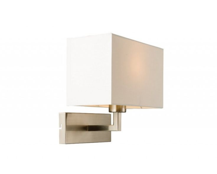 Endon 61604 Piccolo E27 Wall Light