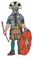 Romeinen werkboekje/lespakket