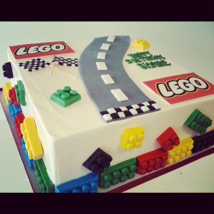 Lego Cake Kids Birthday Cakes « Sweet & Saucy Shop Sweet & Saucy Shop