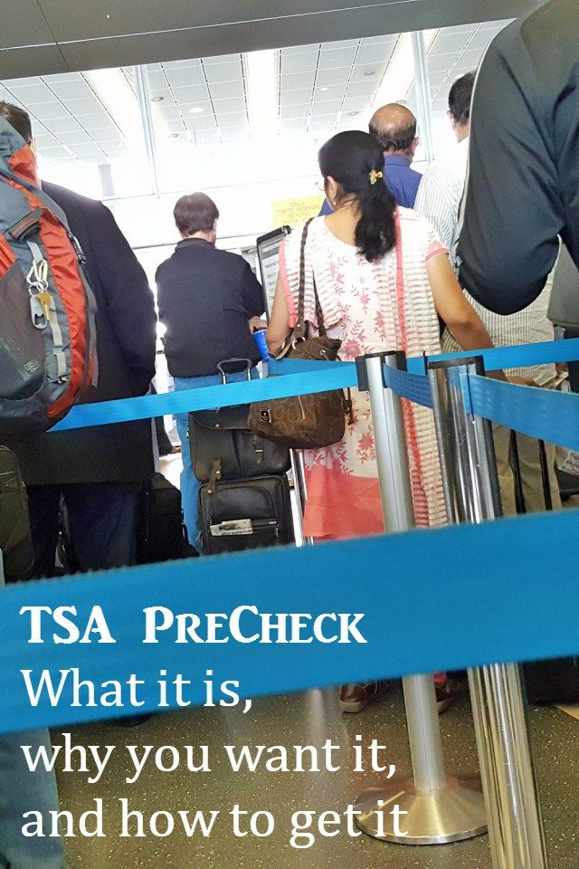 Is it worth getting tsa precheck