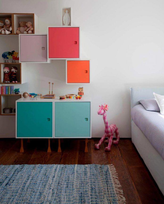 Campo Belo open space apartment in Sao Paulo - CAANdesign