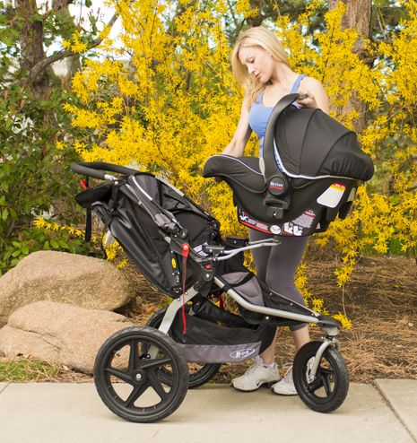 BOB Infant Car Seat Adapter - easily install infant car seat to BOB Strollers - BOB Stroller Accessories | BOBgear | BOB