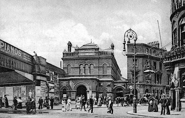 Hackney Station