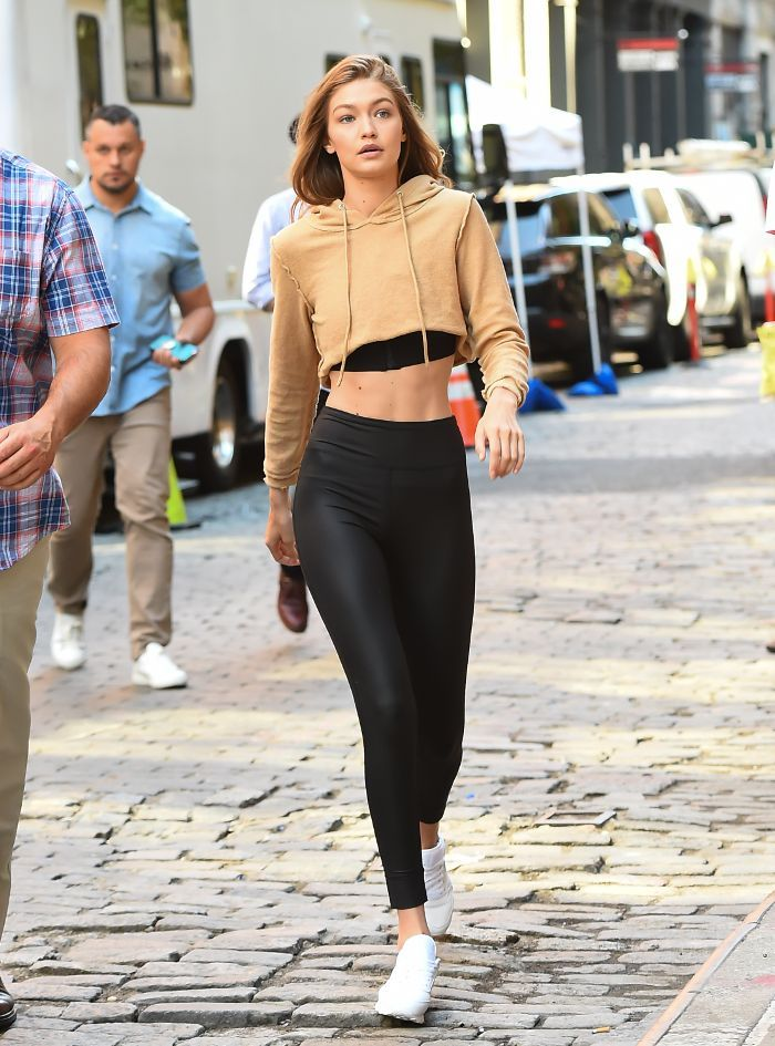 The Workout Outfits We Swear By for All Day Errands in the