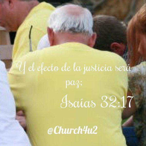 Isaías 32-17 Y el efecto de la justicia serápaz; https://church4u2.wordpress.com/2016/05/08/isaias-32-17-y-el-efecto-de-la-justicia-sera-pazpic.twitter.com/cFN1AEhlUx  Isaías 32-17 Y el efecto de la justicia serápaz; http://ift.tt/1rFlC6F;http://pic.twitter.com/cFN1AEhlUx