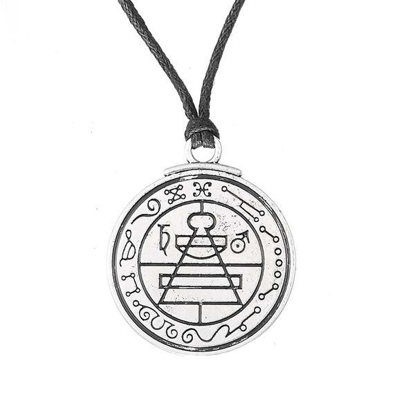 The Astrologer/'s Star Angel Pendant  Kabbalah talisman Kakabel heremetic jewelry