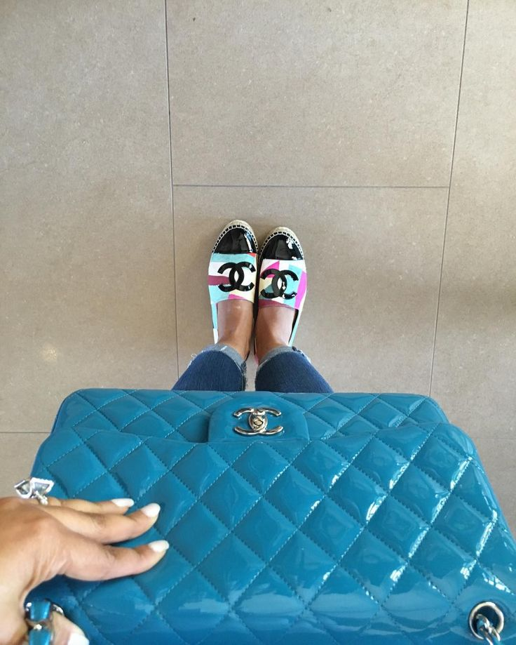 "Evelyn Lozada on Instagram: ""Casual #Chanel #LivinLozada"""