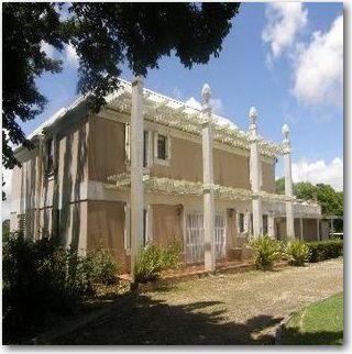 Barbados plantation house and 4 acres