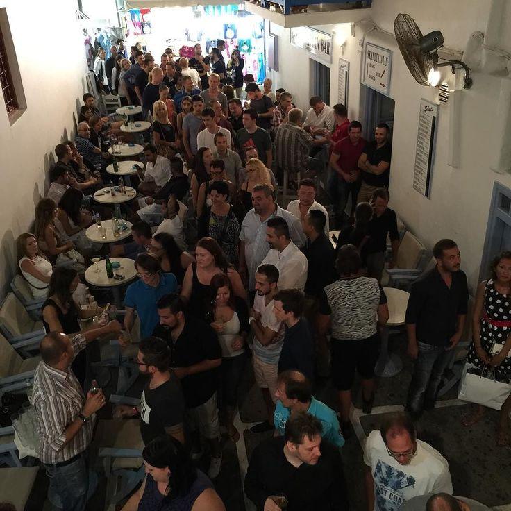 Warming Up Are You Ready To Party??? Live @skandinavianbar   SkandinavianBar #MykonosTown #Mykonos2015 #Myconos #Mikonos #Greece #athens #santorini #naxos #paros #antiparos #rhodos #iosgreece #iosisland #grece #grekland #hellas #kreta #Миконос #Греция #Yunanıstan #yunanistan #grækenland #Grécia #Mykonos #mykonos2k15 #wanderlust by skandinavianbar