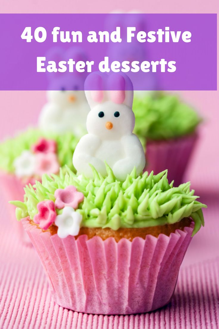 489 best images about easter ideas for kids on pinterest for Good desserts for easter