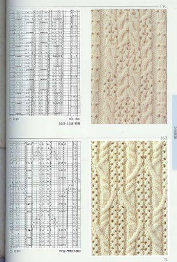 169 日本棒针花样编织250例 - 路过的精灵6 - Picasa Web Albums https://picasaweb.google.com/judyzou6/169250?noredirect=1#5354107765094907442