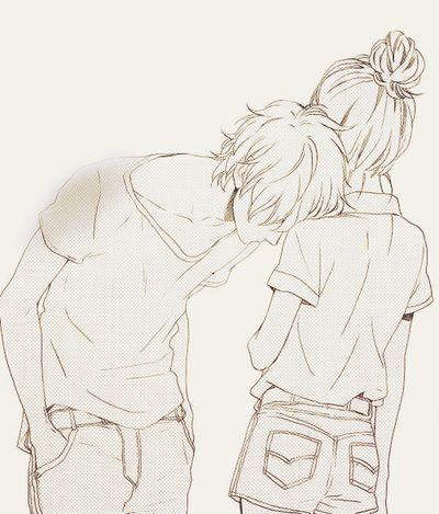 Cute anime Couples <3