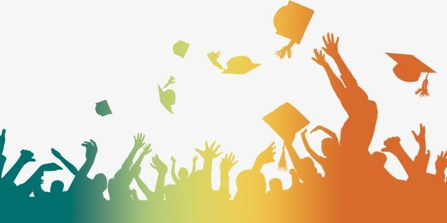 Senior Year, Graduation Carnival, Graduation Figures PNG