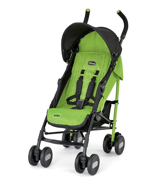 Look at this Chicco Jade Chicco Echo Stroller on #zulily ...