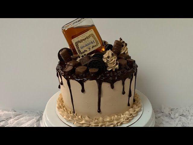 Astounding Adult Birthday Cake Idea Adult Birthday Cakes Cake Make Funny Birthday Cards Online Elaedamsfinfo