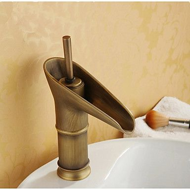 17 Best ideas about Waterfall Bathroom Faucet on Pinterest ...