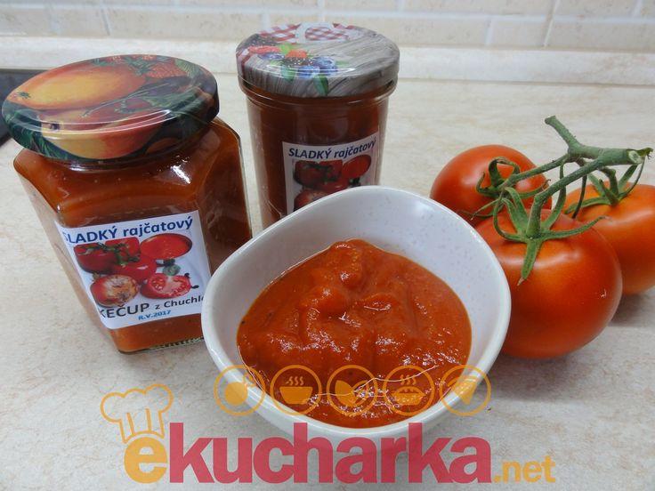 Můj domácí rajčatový kečup +videorecept