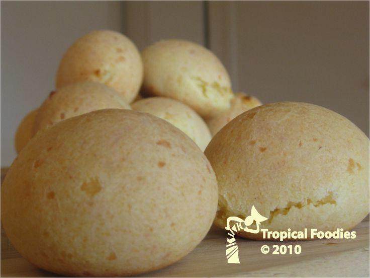 Pan de bono – Colombia es pasion!   Tropical Foodies