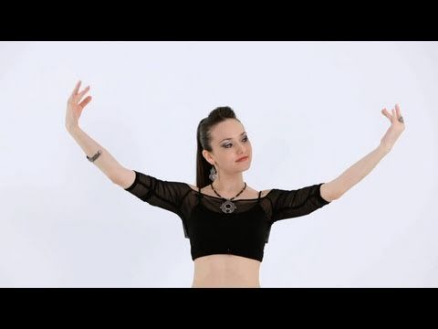 How to Do Wrist Circles | Belly Dancing - YouTube