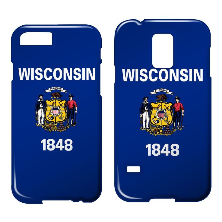 "Checkout our #LicensedGear products FREE SHIPPING + 10% OFF Coupon Code ""Official"" Wisconsin Flag - Smartphone Case - Barely There - Wisconsin Flag - Smartphone Case - Barely There - Price: $33.99. Buy now at https://officiallylicensedgear.com/wisconsin-flag-smartphone-case-barely-there"