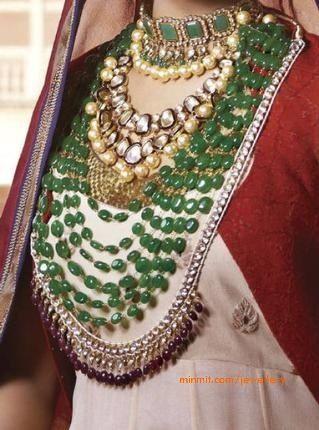 emerald-kundan-neckalces
