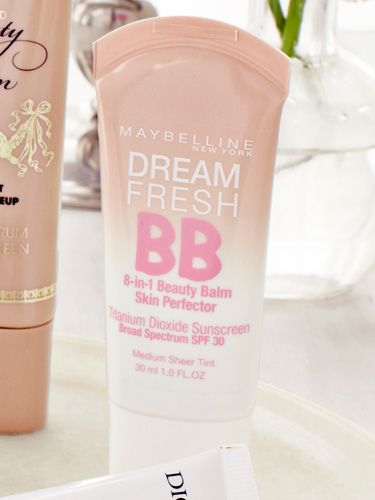 Love my Maybelline BB!!! This product is a great primer. No scent, light and great coverage.