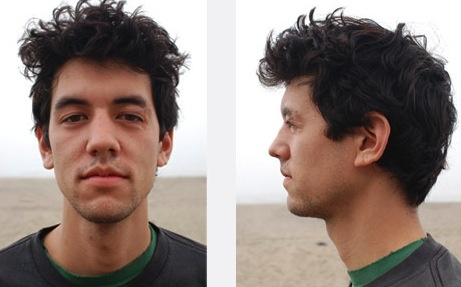 Man's face front and side views | Interesting Faces ...