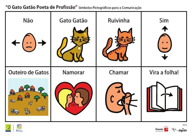 Gato gatão-história em SPC