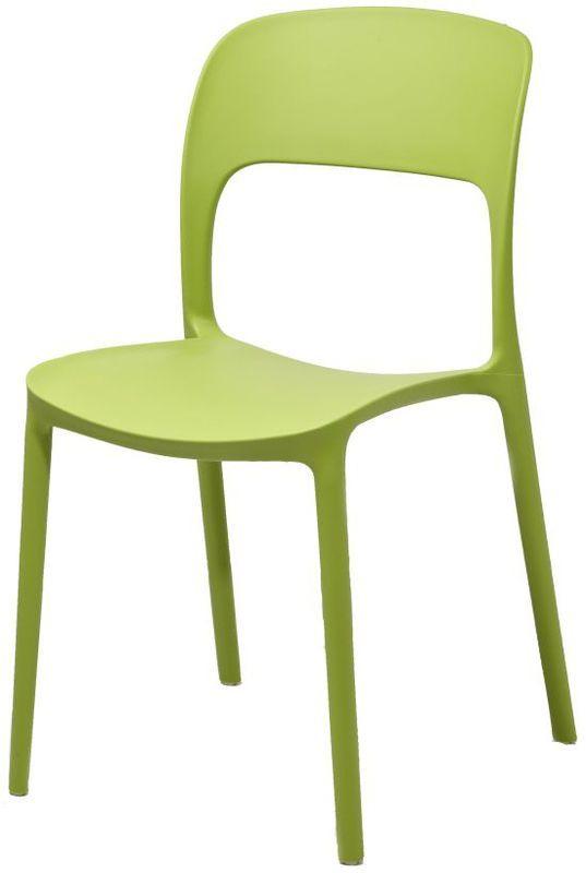 Стул Флекси зеленый стулья и кресла из пластика пластиковые стулья 4ugla.com.ua