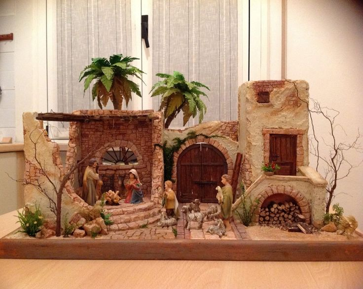 Saved for the town. great ideas for a first Christmas village
