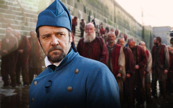 Les Miserables (2012) - Russell Crowe as Javert