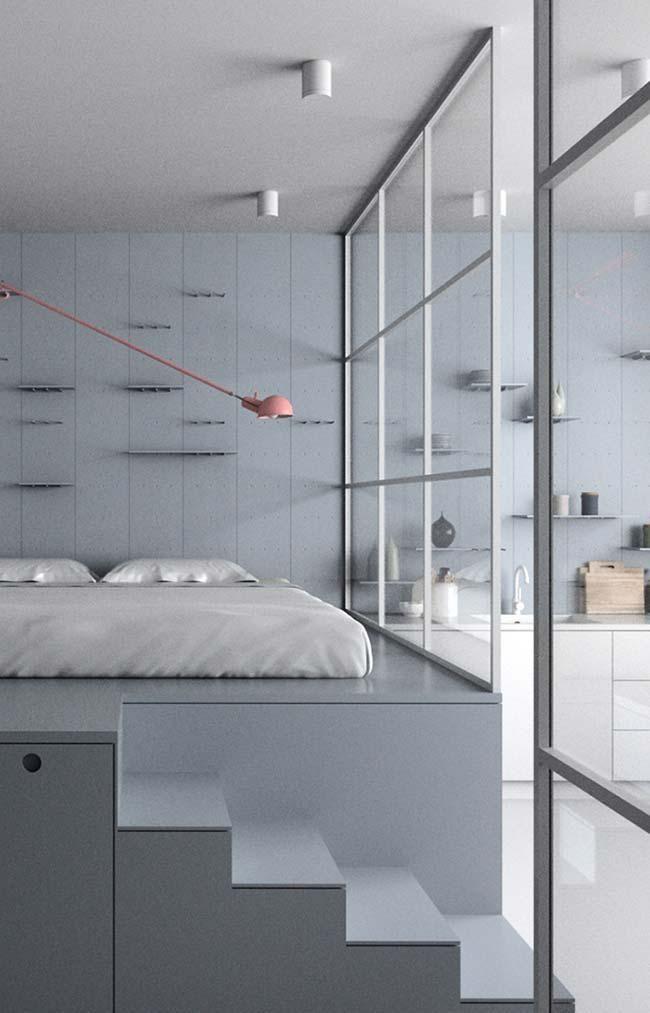 Raumteiler: 60 Modelle von Dekoration und Materialien (mit