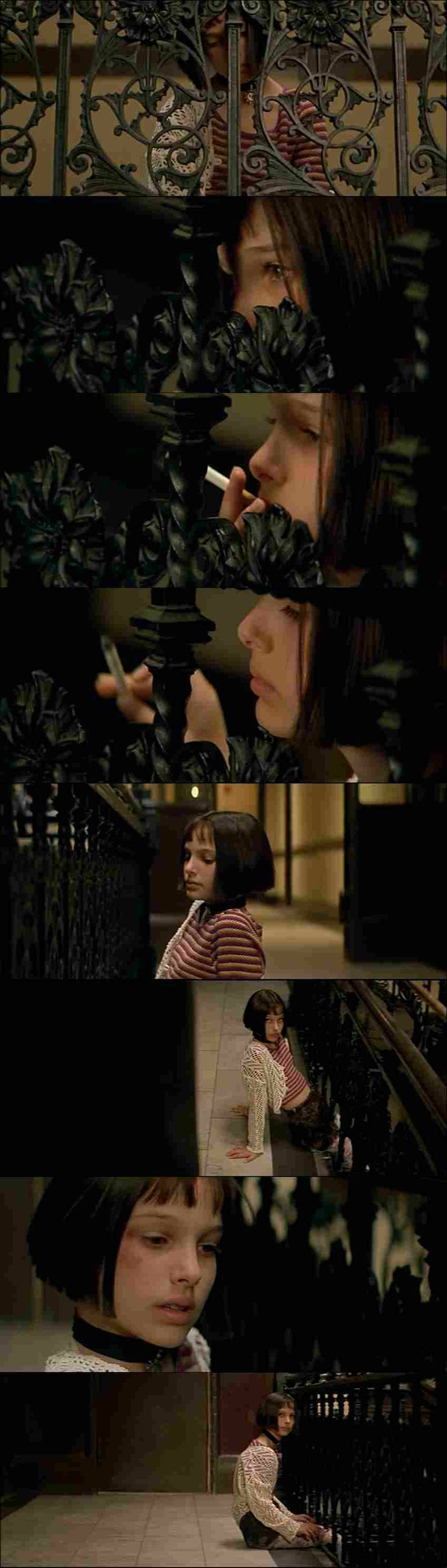 "Natalie Portman as Mathilda in ""Léon: The Professional"" (1994)"