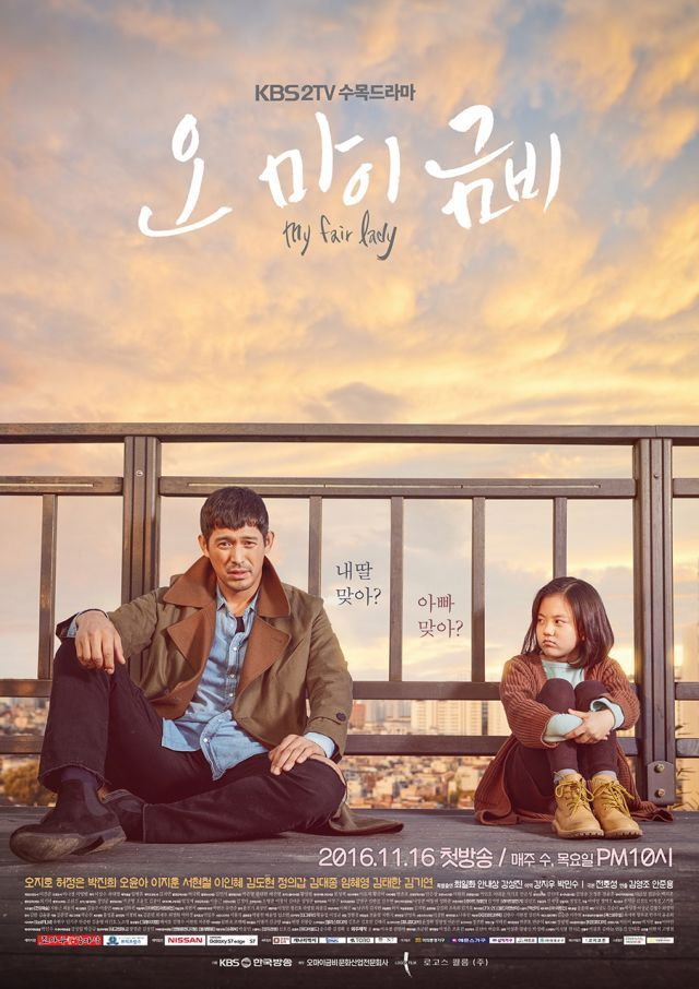Added posters and updated cast for the upcoming Korean drama 'Oh My Geum-bi'.